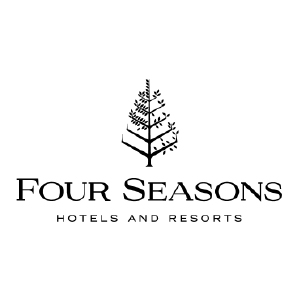 logo hotel four seasons, discover wooden skis