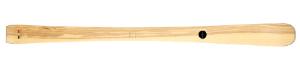 le ski en bois MARIUS, ligne de côtes
